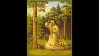Скачать Жанна Бичевская Песня о батюшке Серафиме