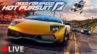 NFS Hot Pursuit (2010) | Full Game Stream - Racer Career