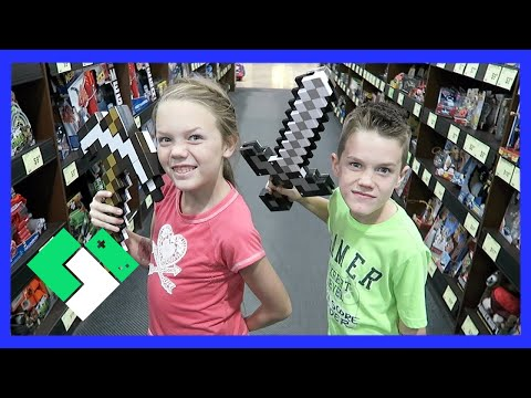 KIDS FIRST TRIP TO FRYS ELECTRONICS (9.21.15 - Day 1269)   Clintus.tv