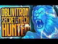 Oblivitron Secret Mech Hunter | Part Two | Rise of Shadows | Hearthstone