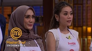 MASTERCHEF INDONESIA - Saling Serang, Tapi Lita Jadi Penyelamat Daniar | Gallery 6 | 31 Maret 2019