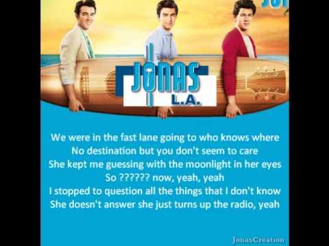 Jonas Brothers - Drive (Lyrics) mp3