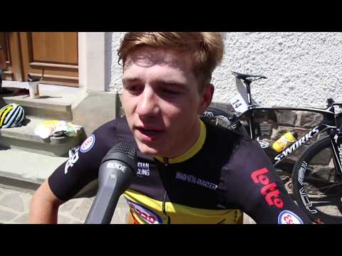GP Genral Patton Etape2 (+Interview Remco Evenepoel)