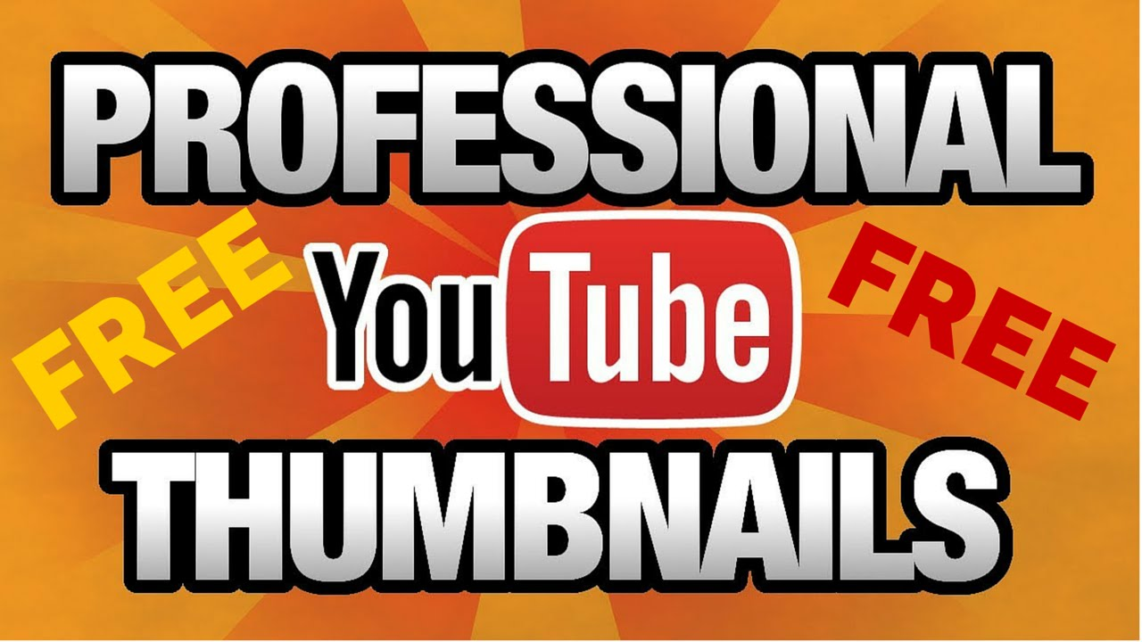 How to Make Custom Youtube Thumbnail Graphics Free w Canva Graphic Design  Software