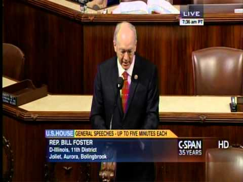 Foster speaks about the Civil Rights Act of 1964