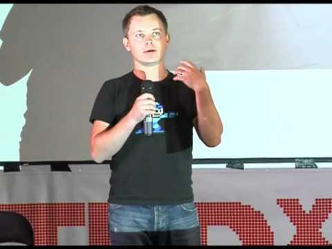 TEDxKyiv - Артем Зелений - Маркетинг і сучасне мистецтво