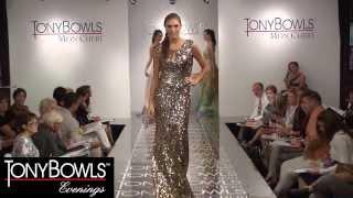Tony Bowls, вечернее платье TBE11336