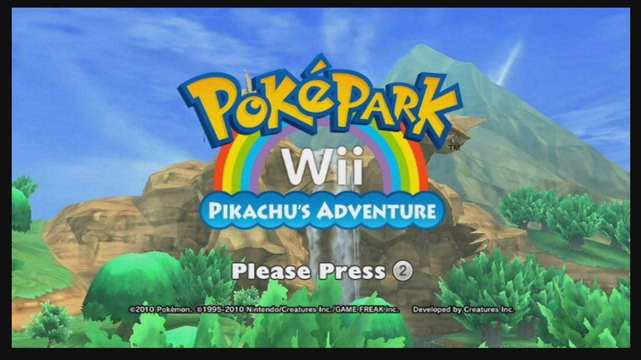 PokéPark Wii: Pikachu's Adventure Playthrough Part 1