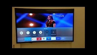 Smart tv led 40 samsung série 6 4k hdr 40mu6100