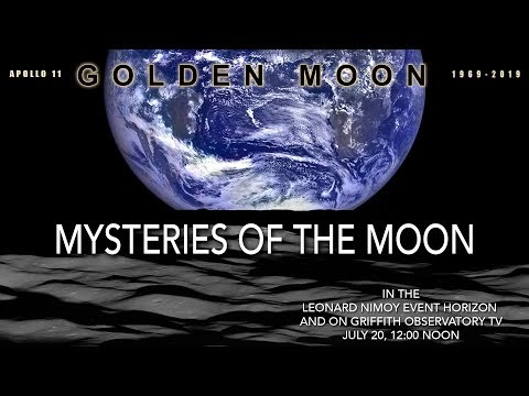 The Mysteries Of The Moon