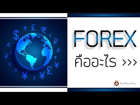 Forex คืออะไร ? : บทเรียนเตรียมอนุบาล