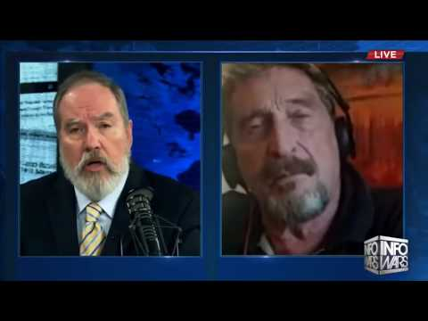 Nothing Can Stop Bitcoin - John McAfee interview