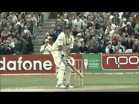 Ashes 2005 - HIDDEN ASHES - Third Test - Old Trafford