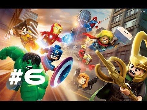 Lego La Tour Play6 Let's Walkthrough Super Starkfr HeroesGameplay Marvel POvn0Nwym8