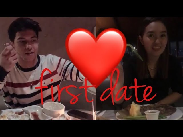 FIRST DATE NILA MIKA DELA CRUZ AT NASH AGUAS! SILA NABA?!