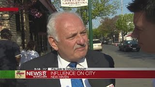 Roy Debarbarie talks about being Italian in Connecticut