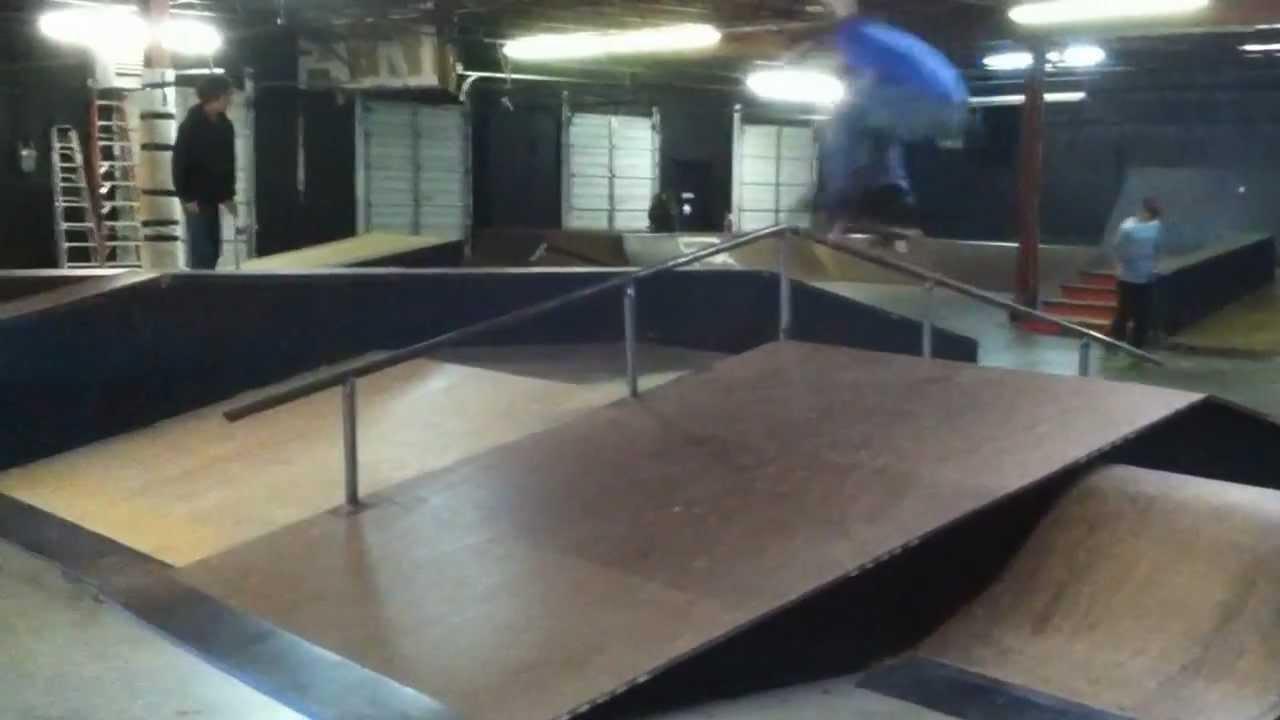 Skate Naked Indoor Skatepark | Skatepark in New Carlisle