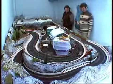Plastico Pista Ninco Slot Car