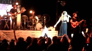 Colbie Caillat - BRIGHTER THAN THE SUN Live in Tucson