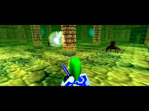 "TLoZ: Ocarina of Time - Part 34 - ""Shadow Temple 2/2"""