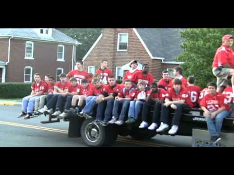 BELLEFONTE HOMECOMING PARADE