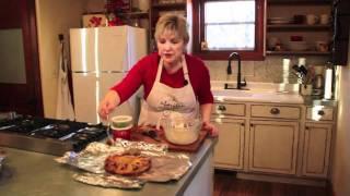 Baking Holiday Swedish Tea Rings At The Lark Inn - Part 2.mov