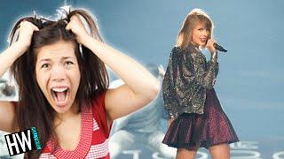 Taylor Swift Fan ARRESTED Onstage!! (VIDEO)