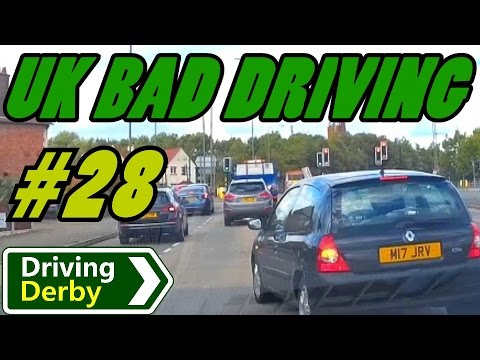 UK Bad Driving (Derby) #28