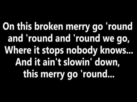 Kacey Musgraves - Merry Go Round (lyrics)
