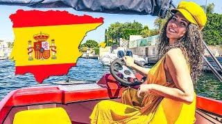 Испания. Коста Брава. Галопом по Европе