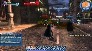 DC Universe Online PC Gameplay 1080p - 60FPS