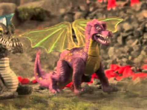 Fizz Magic Dragon Eggz Commercial Youtube