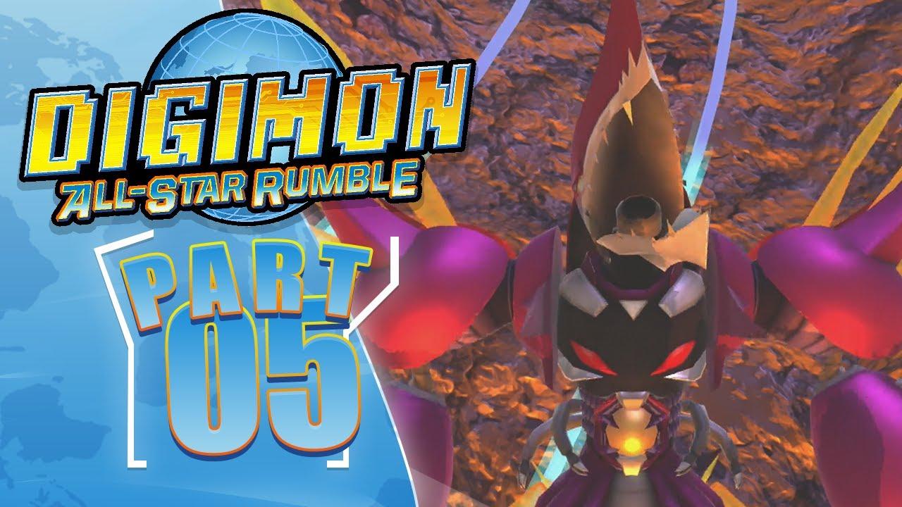 Digimon All Star Rumble Tentomon Story Tyrantkabuterimon