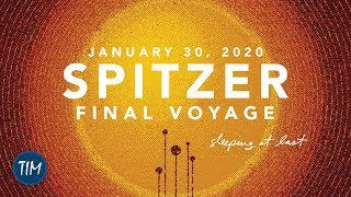 Spitzer - Final Voyage (January 30, 2020) | Sleeping At Last Resimi