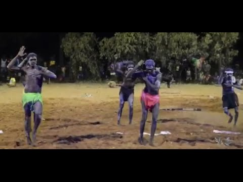 Аборигены Австралии . The Aborigines Of Australia . Dance Sirtaki )