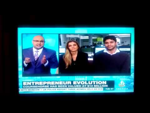 CourseHorse on Al Jazeera America