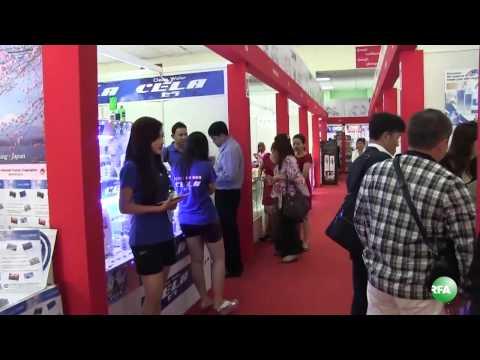 Japan Trade Fair in Yangon