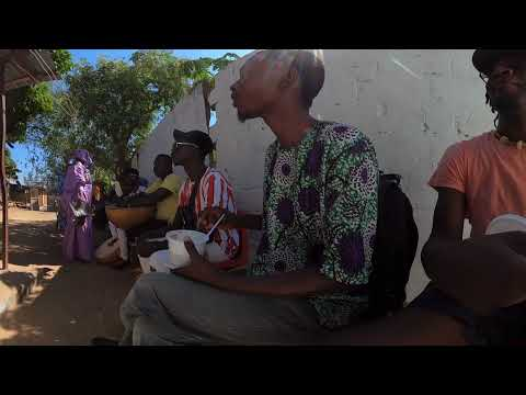Africa Journey Ep 110 African Party Crasher