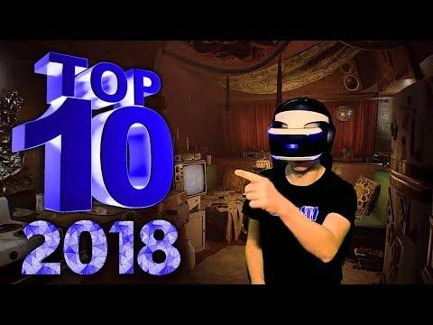 TOP 10 des meilleurs jeux VR de 2018 (PlayStation VR / HTC Vive / Oculus Rift)   VR Singe