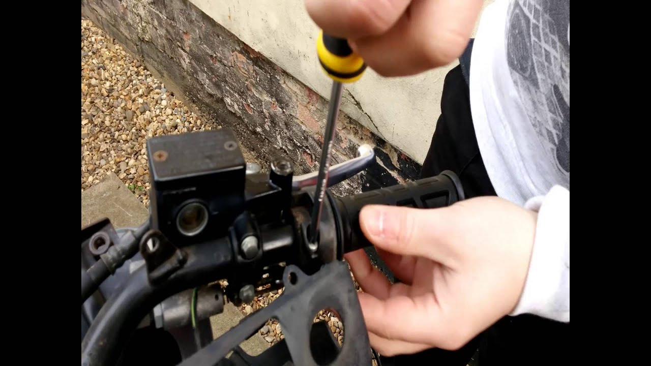 honda heated grips fitting instructions