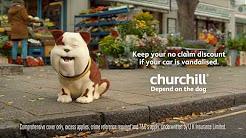 Churchill Vandalism