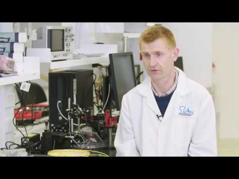 Dr Brendan Kennedy - Using cutting-edge technology to detect tumours