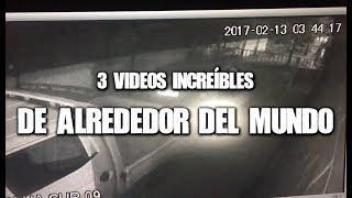 3 videos increíbles de alrededor del mundo