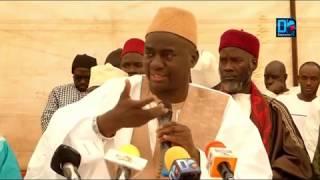 "Idrissa Gaye :  ""Djioulikat yi gnio beuri  légui..."""