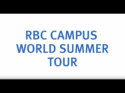 RBC Campus World Summer Tour