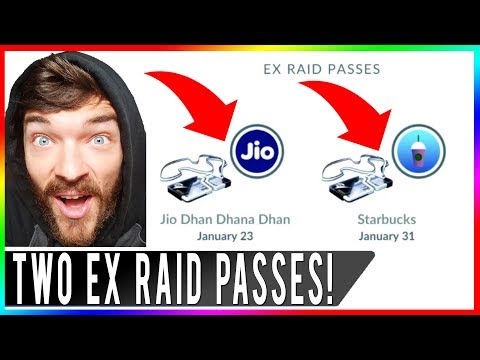WHAT HAPPENS WHEN YOU HAVE TWO EX RAID PASSES? POKEMON GO MEWTWO EX RAID LIVE!