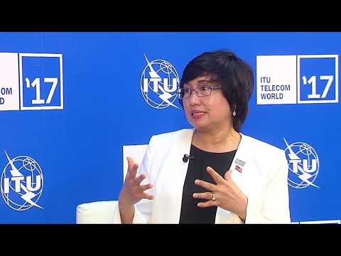 ITU TELECOM WORLD 2017 : Datuk Yasmin Mahmood, Chief Executive Officer MDEC, Malaysia
