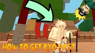 Roblox Beyond NRPG BETA | FASTEST WAY TO GET RYO! | 1 MILLION RYO IN 30 MINUTES!!!
