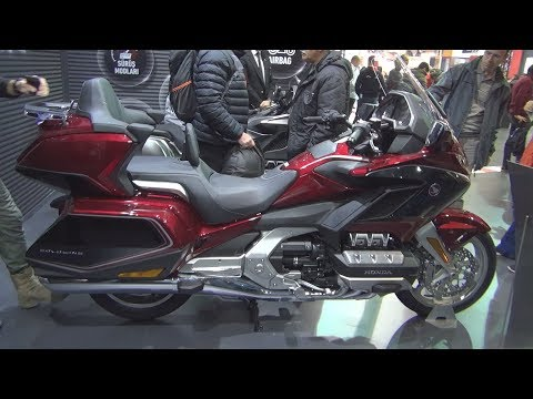 Honda GL1800 Gold Wing (2019) Exterior and Interior