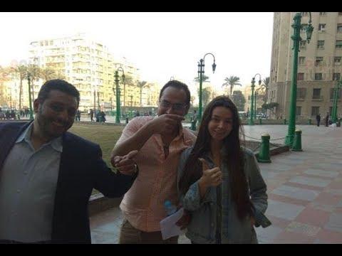 أخر النهار -  جوهرة راقصة روسية هزت عرش مصر.. انهت اجرائتها للإقامة في مصر وتم إالغاء قرار ترحيلها